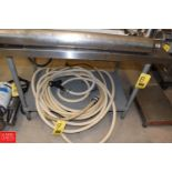 Wash Down Hoses, (1) with Strahman Nozzle- Rigging Fee: $25
