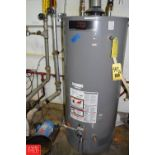 Ruud 75 Gallon Gas-Fired Hot Water Tank- Rigging Fee: $75
