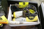 Lot 9 - PROPANE TORCH WITH (2) CYLINDERS