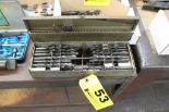 Lot 53 - DRILL INDEX SETS WITH DRILLS