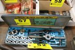 Lot 57 - KR TOOLS TAP & DIE SET