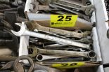 Lot 25 - ASSORTED BOX WRENCHES IN BOX