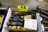 Lot 14 - ASSORTED FUSES IN BOX