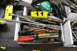 Lot 11 - ASSORTED SCREWDRIVERS IN BOX