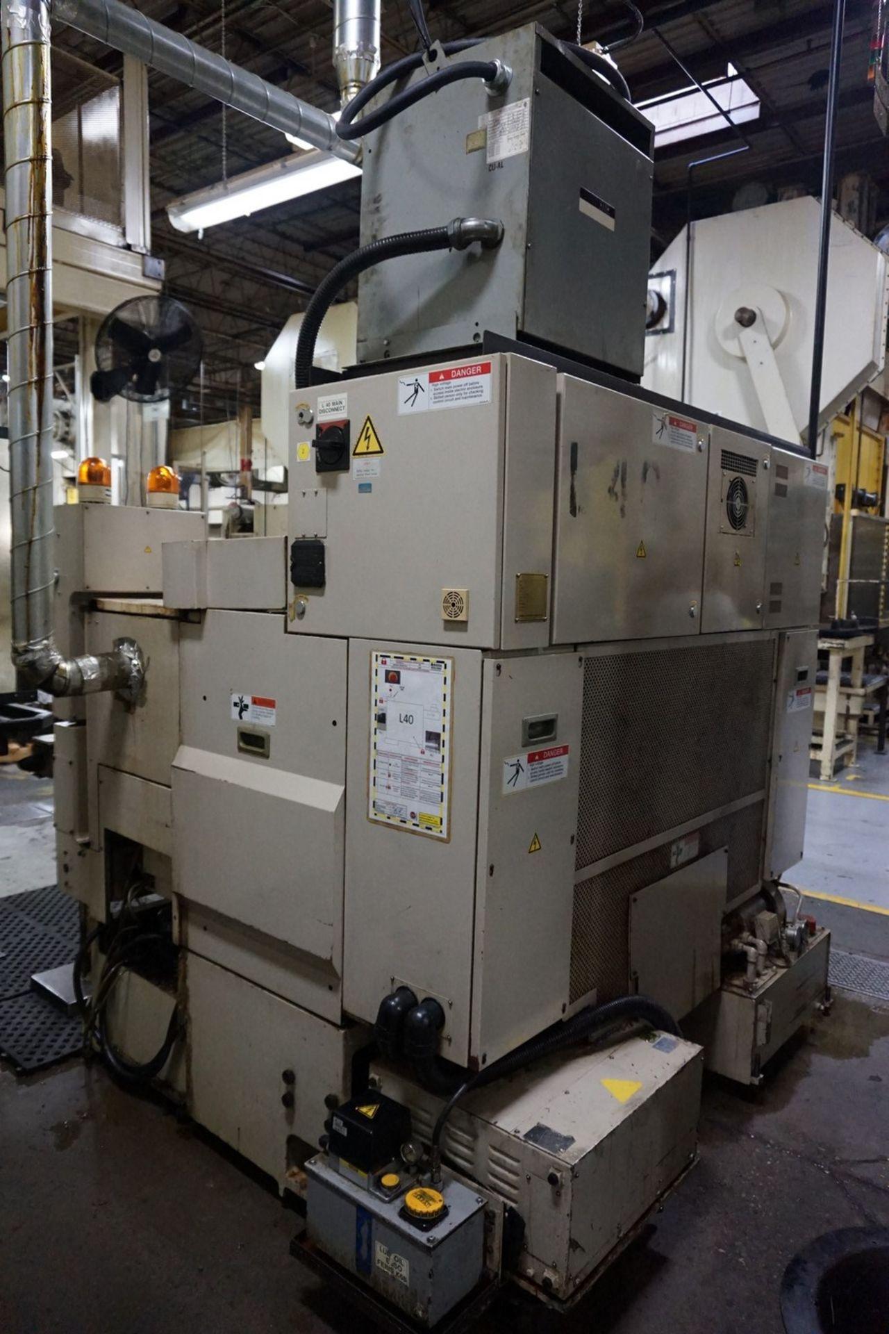 Okuma-Howa Model 2SP-15H CNC Lathe c/w Fanuc 18-TT Controller, Transformer - Image 5 of 6