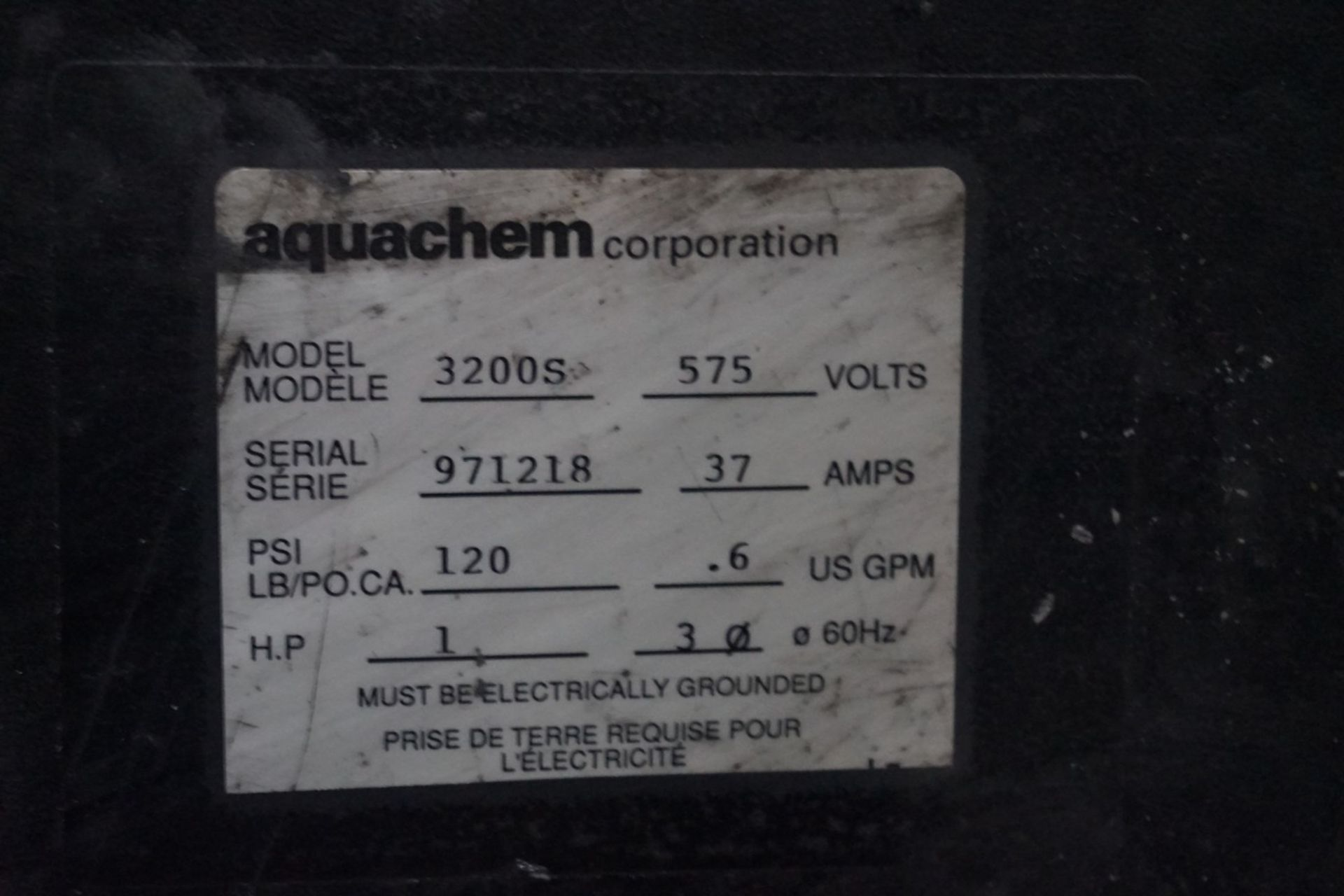 Epps Model Powerhouse 3200S Pressure Washer - Image 3 of 3