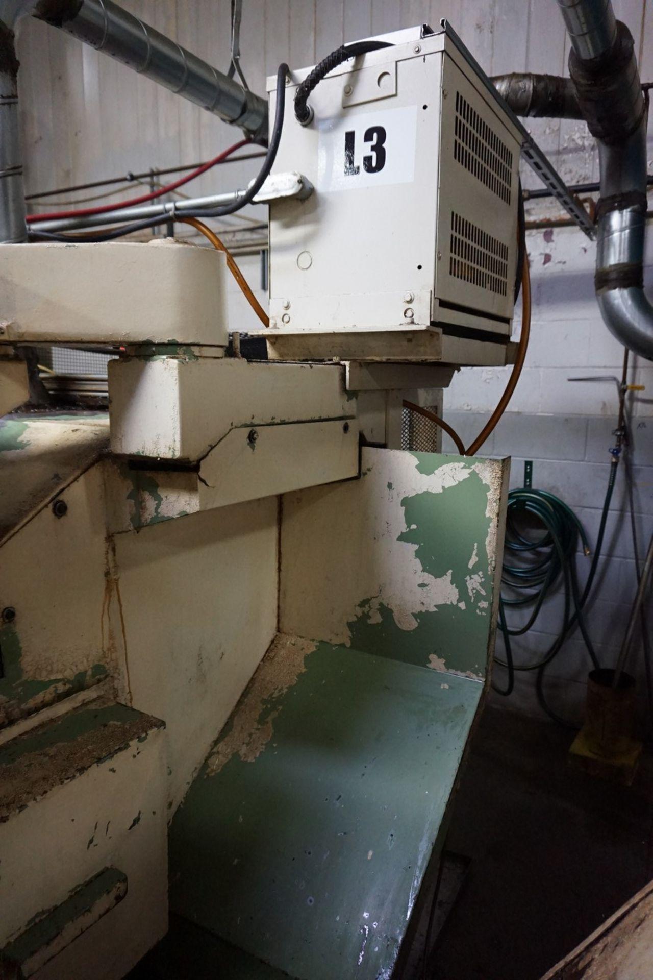 Okuma Model LB15 CNC Lathe 220/440V with Enomoto Chip Conveyor, Transformer - Image 6 of 6