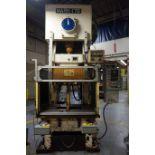 Heller Sutherland Model MARK 176 176 Us Ton Single Point Gap Frame Press (P15)