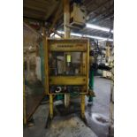 Enerpac 25-Ton Capacity Hydraulic Shop Press