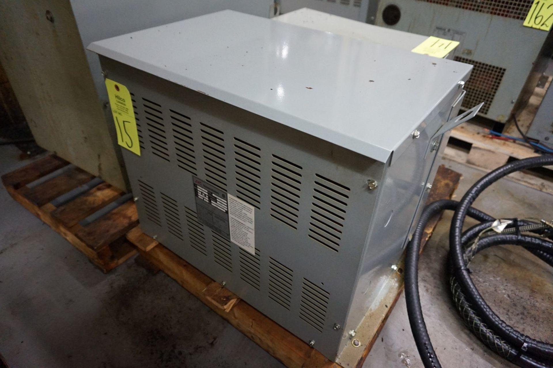 Bemag Model BA3112S480DD 600V, 112.5 Kva Transformer