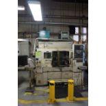 Okuma-Howa Model 2SP-20H CNC Lathe, c/w Fanuc Series 18-TT Controller, Chip Conveyor, Transformer
