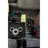 Asst. Ring/Pin Gauges