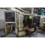 WF Model VAD300 Vertical Edge Trimming Machine 480V/60Hz c/w Electrical Cabinet, Chip Auger