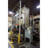 Benelli Model P2M-400-2P 400-Ton Straight Side Double Crank Press (P24)