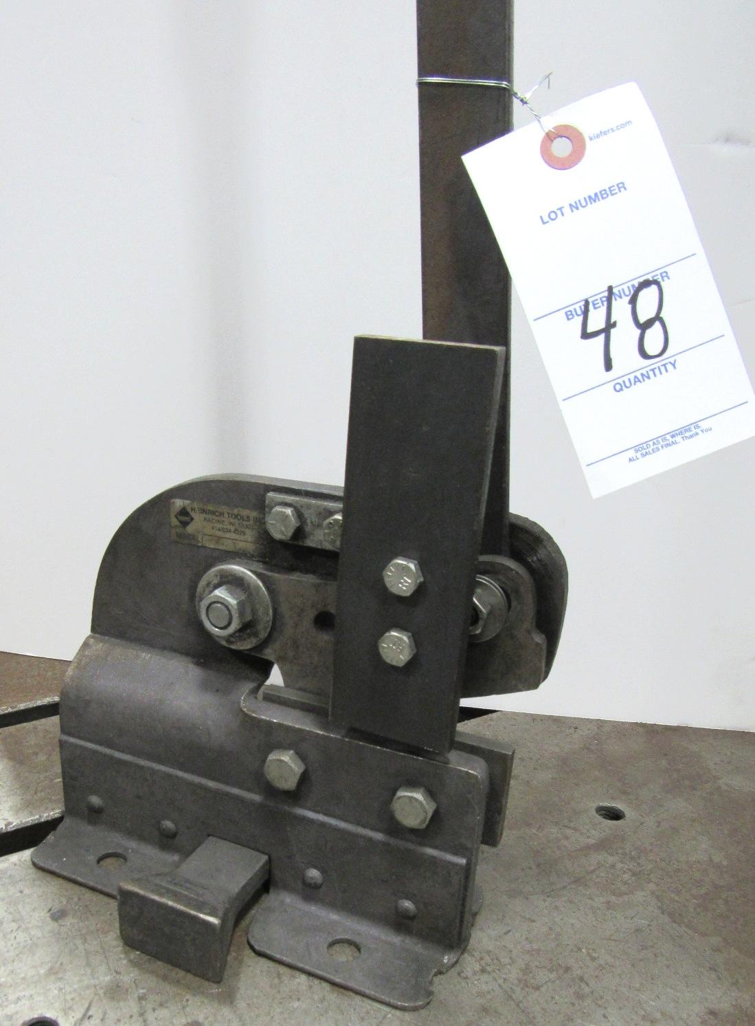 Lot 48 - Heinrich No. 1 Hand Shear