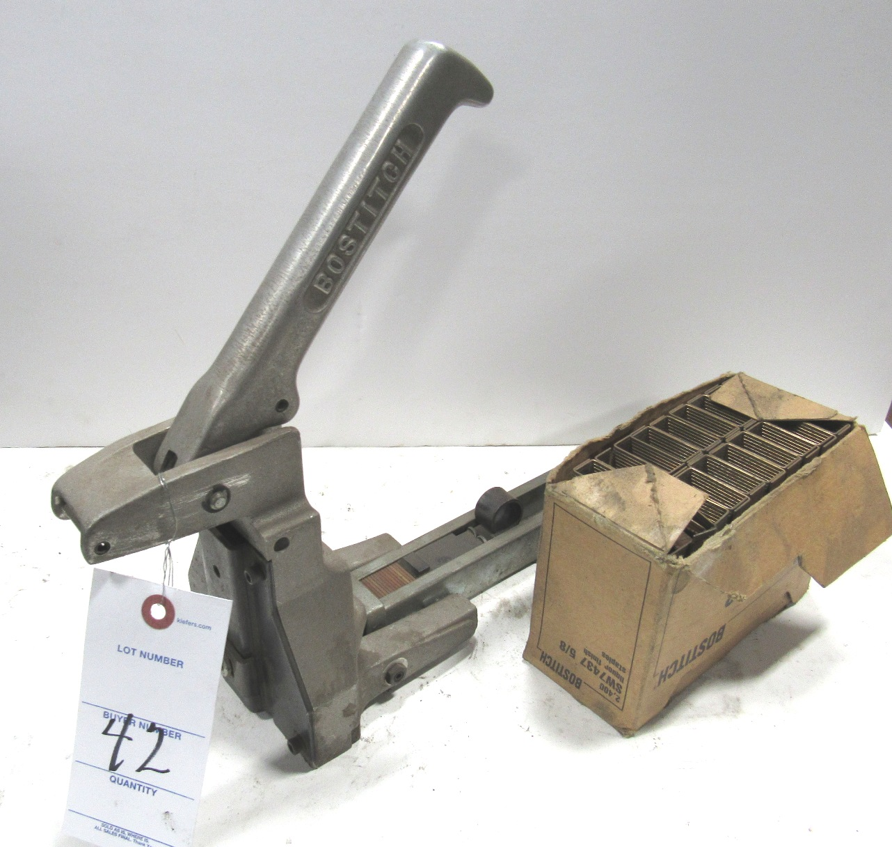 Lot 42 - Bostich Boxlok Stapler