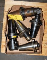 Lot 7 - (5) #50 TAPER TOOL HOLDERS (LOCATED IN HARRISON, NEW JERSEY)