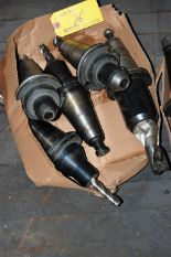 Lot 26 - (5) #50 TAPER TOOL HOLDERS (LOCATED IN HARRISON, NEW JERSEY)