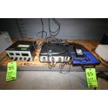(3) Pcs. - Bruel and Kjaer Noise Level Analyzer, Type 4426, Wavetek Frequency Meter, Model 1062,