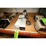 (5) Pcs. Microscope Camera Accessories includes Olympus TH4-100 Halogen Lamp Power Supply; Sony