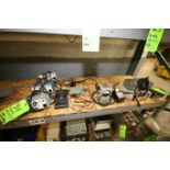 (9) Assorted Electrical Testers including (3) Ace Glass AC Amp Tester; American Reliance Clamp