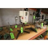 General Signal Lightnin Lab Mixer, Model L5U085 with Agitator, Digital Read-Out and Mounted on