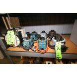(9) Pcs includes (6) Staco Powerstat and Other Variable Auto Lab Transformers, (2) GRA Lab and GCA