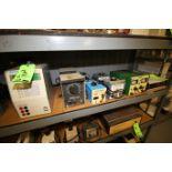 (10) Pcs - Assorted Power Supplies including Novel Model 3540, (2) Superior Powerstat L116C, (3)