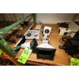 Zeiss Microscope Camera System Accessories includes M35F Camera; Camera Attachment #476057;