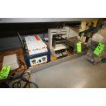 (4) Pcs. - Alcott Auto Sampler Pump, Model 732/00001/00, S/N 767l, LKB 7000 Ultrarac Fraction