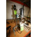 (2) Pcs. - Talboys, Model 106 and Thomas Model 85585-AU7 Scientific Lab Mixers with Agitators and