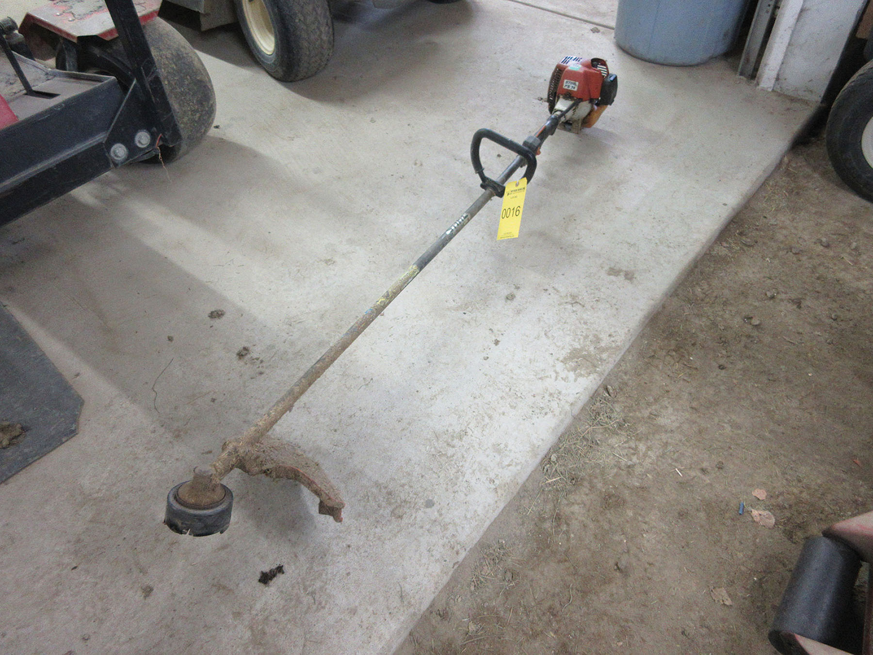 Lot 16 - STIHL FS-74 WEED EATER