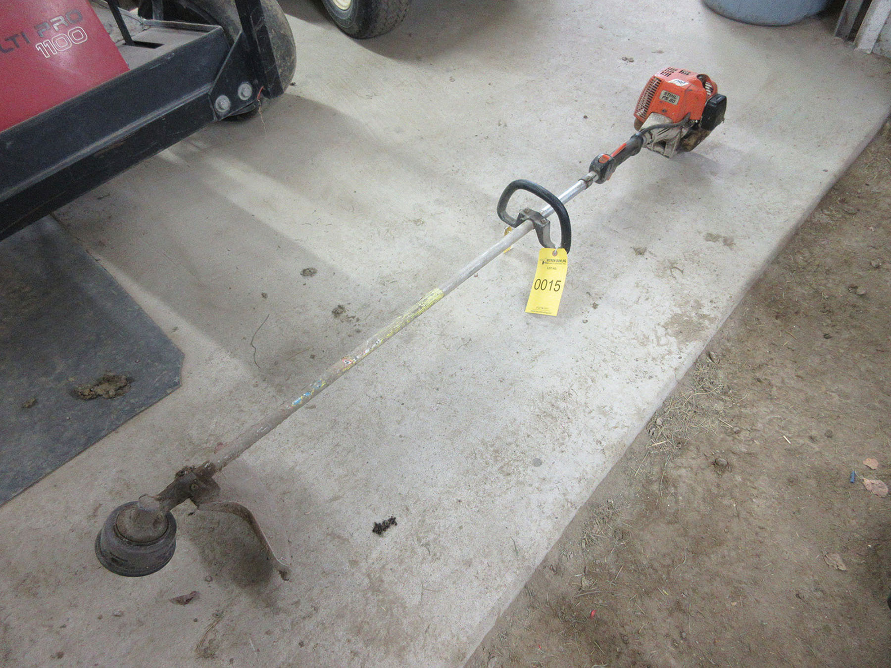Lot 15 - STIHL FS-80 WEED EATER