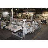 SIDE/WELD BAG MACHINE, GT SCHJELDAHL MDL. 108-41-SPA-95492, S/N 108-41-SPA-95492. (Line #11)