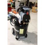 AIR COMPRESSOR, HUSKY, 10 gal., 1.5 HP, 135 max. PSI, 460 V/3 phase