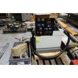 PROGRAMMABLE EDM/TAP DISINTEGRATOR, CHEVALIER, 15 amp, w/head, mag. base & various accessories