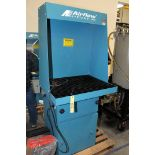 DOWNDRAFT WORKBENCH, AIRFLOW SYSTEMS, 115 v., sgl. phase (Location 1 - Techway)