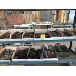 LOT CONSISTING OF: roughing endmills & milling cutters, assorted (must be removed by April 13) (