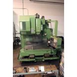 "CNC VERTICAL MACHINING CENTER, OKK MDL. MCV550, (est.) new 1993, 41"" x 21"" table, 30 pos. ATC, CAT-"