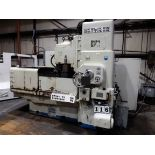 """GRINDER, OERLIKON MATTISON MDL. ROTARY-Z4, 36"""" magnetic chuck, S/N EV-24-0608 (must be removed by"""