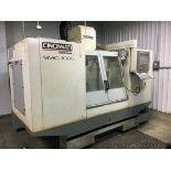 CNC VERTICAL MACHINING CENTER, CINCINNATI ARROW MDL. VCM-1000, new 1996, Siemens Acramatic A2100 3-