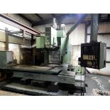 "CNC VERTICAL MACHINING CENTER, OKK MDL. MCV-820, OKK Matic-G CNC control, 32"" x 72"" table, 60 pos."
