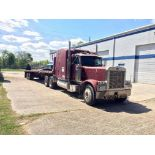 TRACTOR, PETERBILT, new 1989, 425 HP, 14.0 L, 15 spd. transmission, Eaton DS-402 front driver, 3.