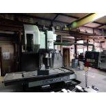 "CNC VERTICAL MACHINING CENTER, OKK MDL. MCV-520, OKK Matic-G CNC control, 22"" x 52"" table, 30 pos."