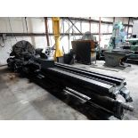 """ENGINE LATHE, LANGE, approx. 52"""" sw. x 15"""" in gap, approx. 32"""" x 144"""" centers outside gap, 36"""""""