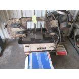 BANDSAW, JET MDL. HB-7MW, w/ extra blades, S/N 7087009