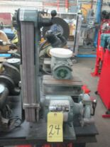 Lot 24 - VERTICAL BELT SANDER , 1/3 HP