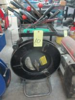 Lot 10 - BANDING CART, w/accessories