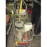 PRESSURE WASHER, GENERAC, 2,300 PSI, 6 HP, gasoline engine