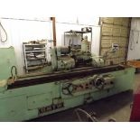"""SMTW 12"""" X 60"""" MDL. MG1432AX1500 GRINDER, S/N 294 The client will load this machine for an"""